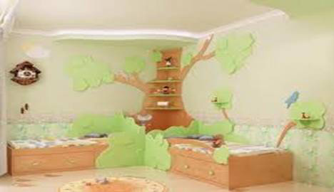 Детские кровати для разнополых детей 95