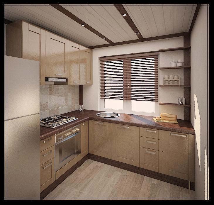 кухня для загородного дома фото