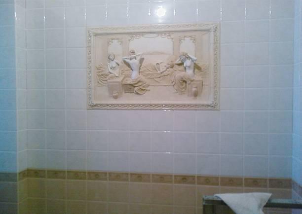 Отделочные материалы для ванной комнаты своими руками