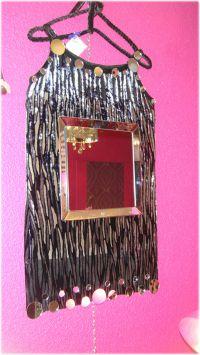 Зеркало в комнате